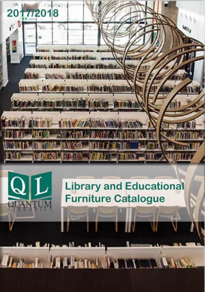Library and Education Furniture Catalogue Cover