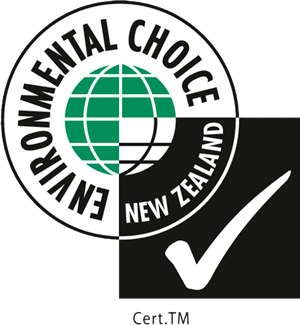 Environmental Choice New Zealand Certified Logo