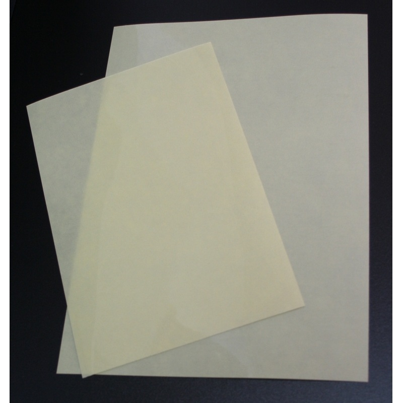 Adhesive Clear Sheet 240 X 315 mm