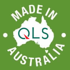 QLS Made in Australia Logo