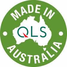 Australian Made by QLS Logo