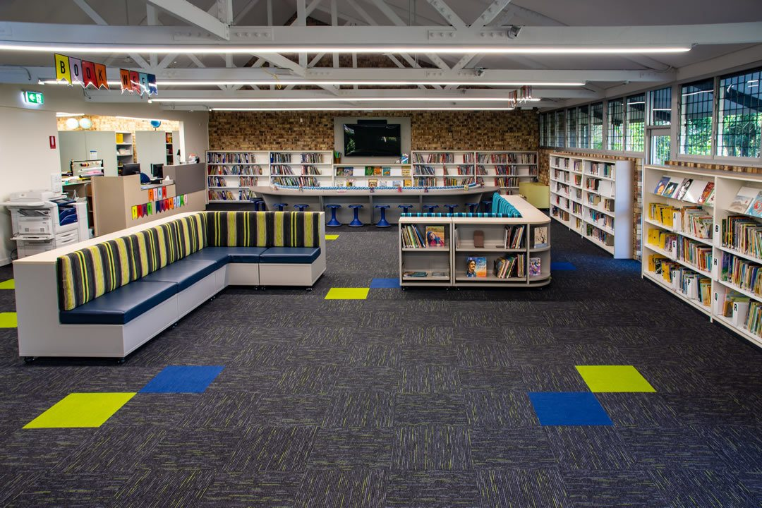 Latest Library Educational Space