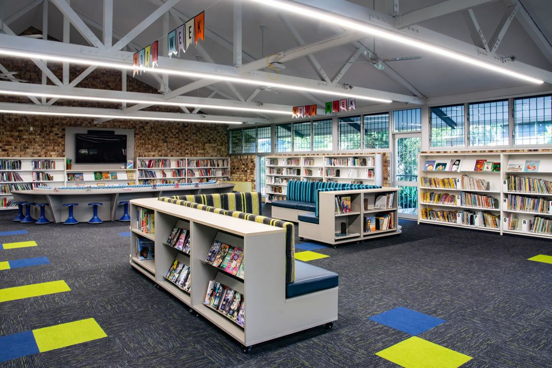 Open Library Design