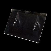QWall Sloped Display Shelf 200 mm SWC21