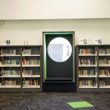 Children's Reading Pod Custom Fitted to School Library