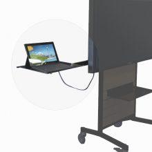 Laptop Swing Arm for AV Trolley