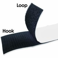 Velcro Loop and Hook Sides