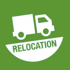 Library Relocation Services Icon