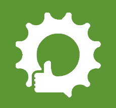Manufacturing Cog Icon