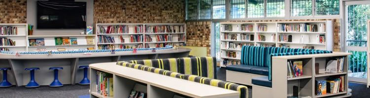 Woodridge Library Fit-out Header