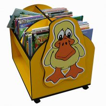 Duck Character Easy Reading Box
