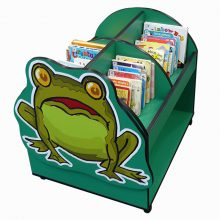 Frog Character Easy Reading Box Green