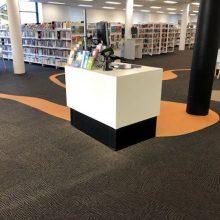 Squareline Library POD