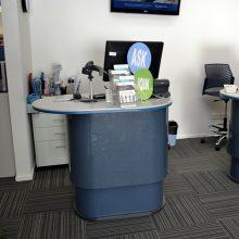 Library Service Desk / POD - The Coolum