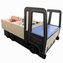 Truck Themed Easy Reading Box and Seat