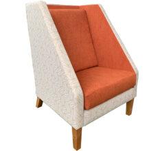 ARAZ Single Lounge Chair