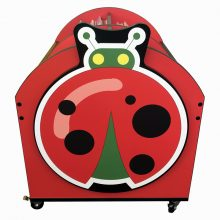 Ladybug Red Easy Reading Character Book Box
