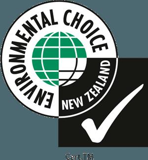 Environmental Choice New Zealand Certified Logo