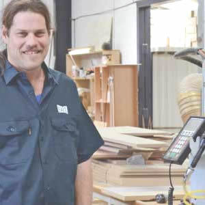Joinery Tradesman in Factory