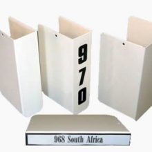 Shelf Markers & Spacers