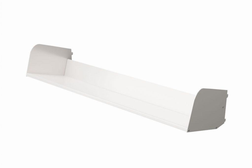 Base Up tilt Metal Shelf Component