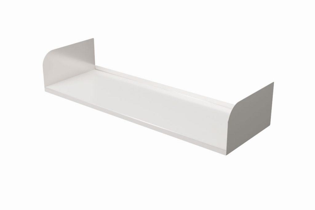 Flat Metal Shelf