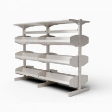 Junior Metal Display and Storage