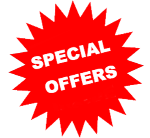 special offers icon