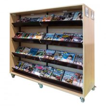 Sterling Magazine Mobile Display Double Bay