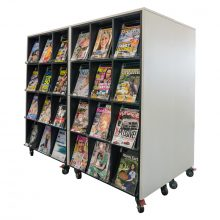 Sterling Magazine Stand mobile