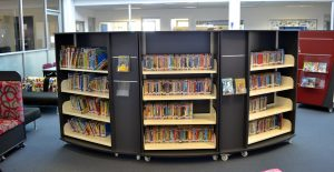 Upper Coomera State College Combination Shelving
