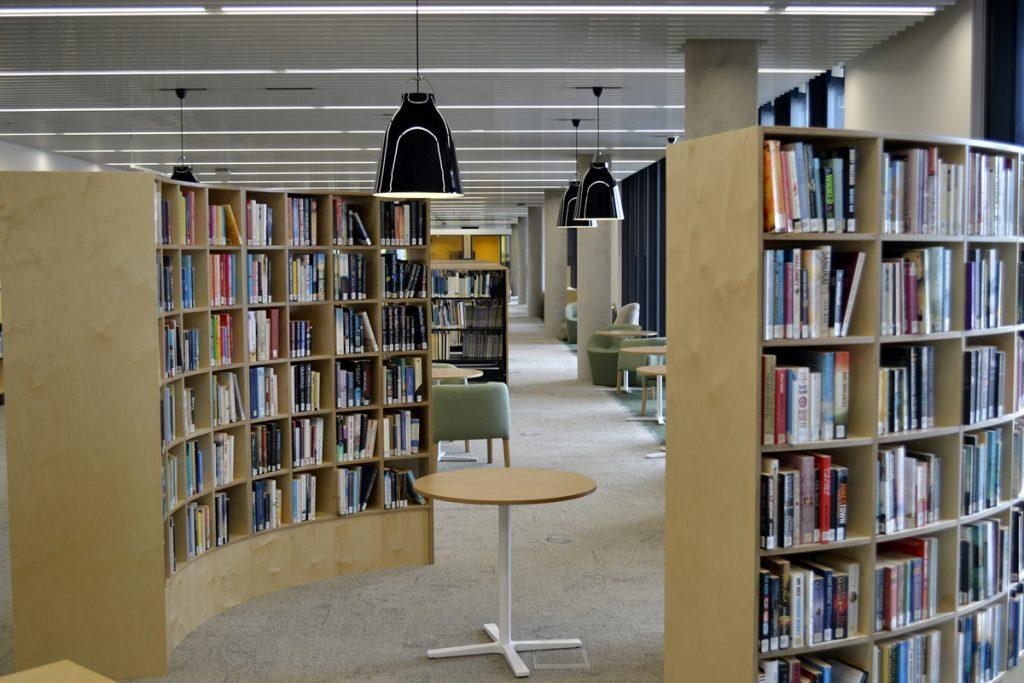 Southern Cross University Library Fitout