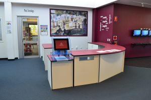 Upper Coomera State College Circulation Desk