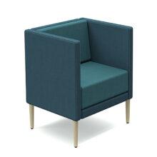 Quiet 75 Lounge Single Seat