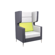 Wing Lounge Single Seat