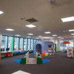 Chermside Children's Reading Area