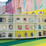 Chermside Joinery Curved Shelving