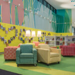 Chermside Lounge and QWALL Display Area