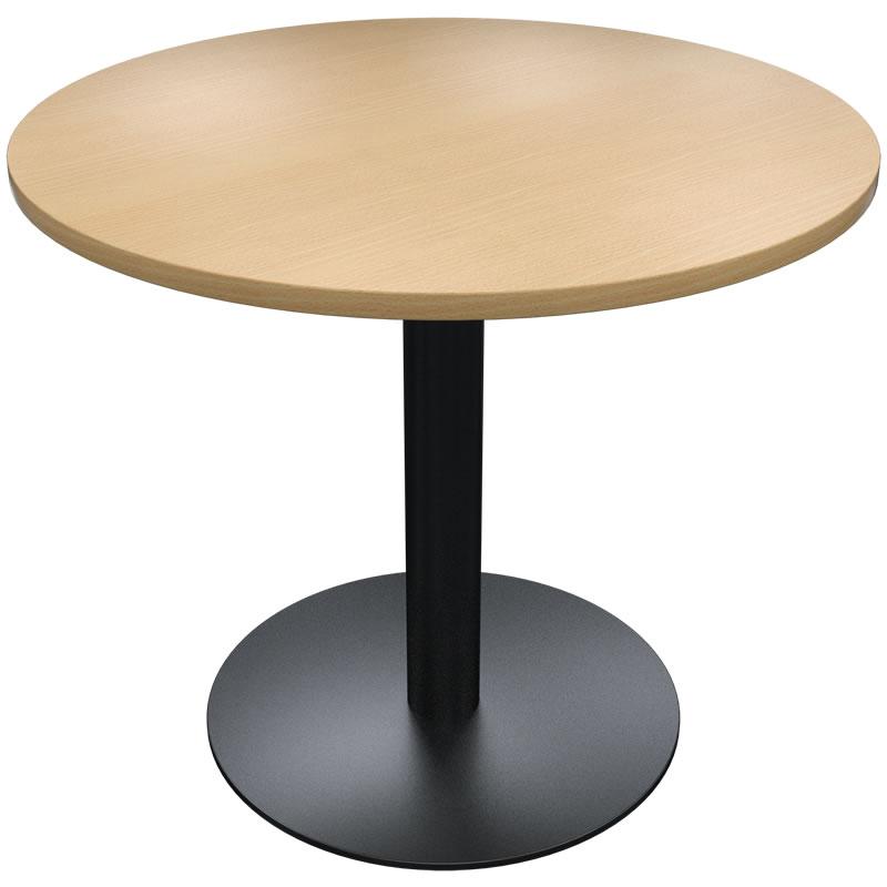 Disc Table Black Frame