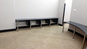 Gordon White Library Mackay Custom Bench