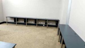 Gordon White Library Mackay Custom Benches