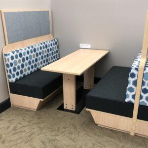 Gordon White Library Mackay GWL Booth Seating