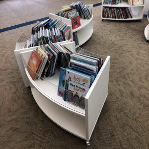 Gordon White Library Mackay Mobile Easy Boxes