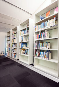 Noosaville Compactus Style Storage on Integarted Flooring System