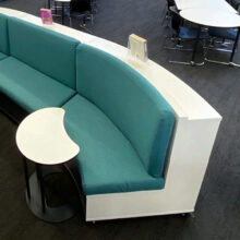 Sterling Lounge Curved