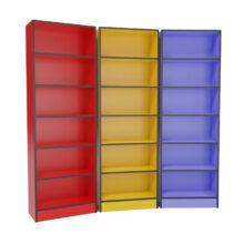 Coloured Display Shelves FC1341C