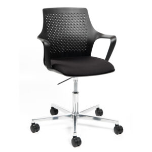 Gemina Chair with Castors