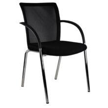 iMesh chair 4 Leg Single
